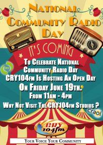 National Community Radio Day